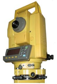 Total Station for Accident Reconstruction