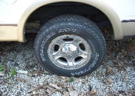 Undamaged Tire